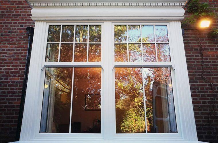 Окна с раскладкой в интерьере частного дома - всё об окнах