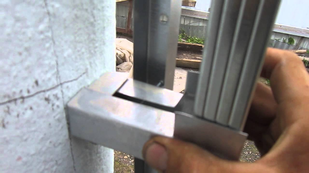 Каркас под сайдинг из металлического профиля и деревянного бруса: особенности монтажа