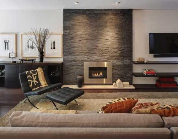 Современные стеклянные камины (24 фото): трехсторонний или круглый вариант для дома, экран или ограждение из стекла, примеры в интерьере