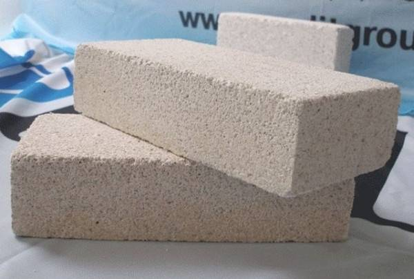 Материалы для производства легких бетонов на пористых заполнителях