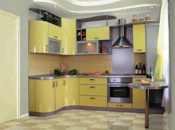 Кухни из пластика: плюсы и минусы современных пластиковых кухонь, чем мыть