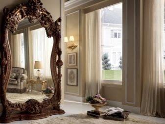 Зеркала в интерьере – современные настенные зеркала и рекомендации по их размещению (115 фото)