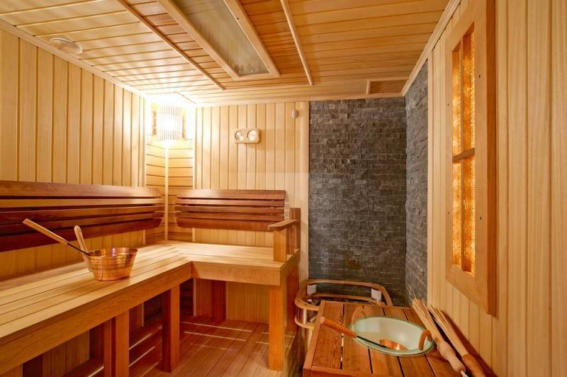 Отделка бани внутри своими руками: обустройство парилки, душевой, комнаты отдыха. выбор материала и принцип работы