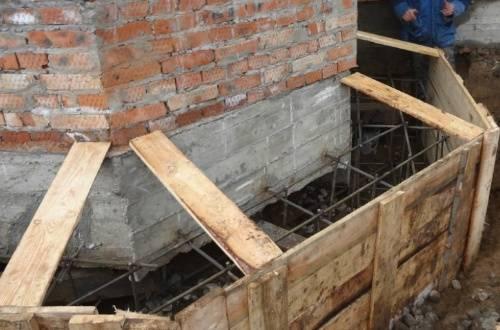 Лопнул фундамент дома и пошла трещина по стене как исправить
