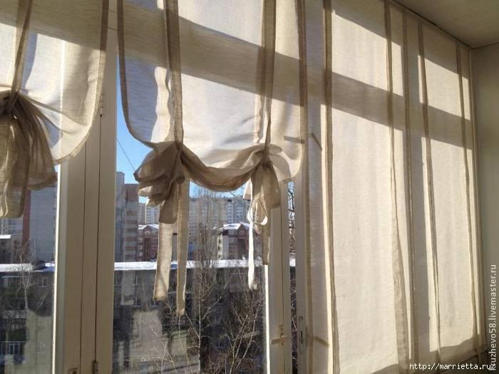 Шьем шторы сами | как пришить шторную ленту