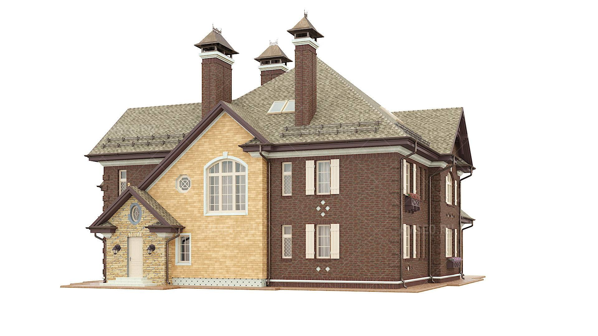 Английская частная архитектура. классификация