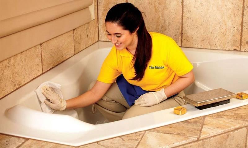 Уход за акриловой ванной в домашних условиях: полезные советы