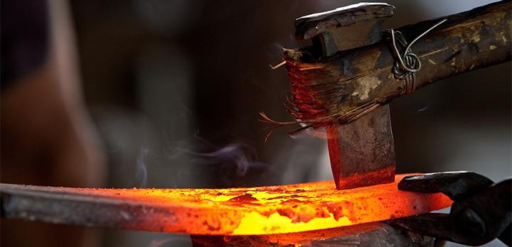 Ковка своими руками (90 фото): как создать кованные изделия своими руками, холодная ковка металла