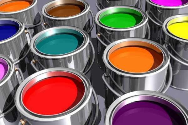 Как определить, какой краской покрашена поверхность - строительство и отделка - полезные советы от специалистов