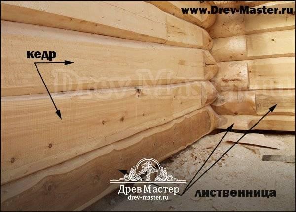 Оцилиндрованное бревно: плюсы и минусы, бревенчатые дома на фото