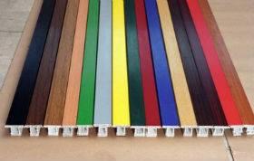 Можно ли покрасить пластиковые окна в коричневый