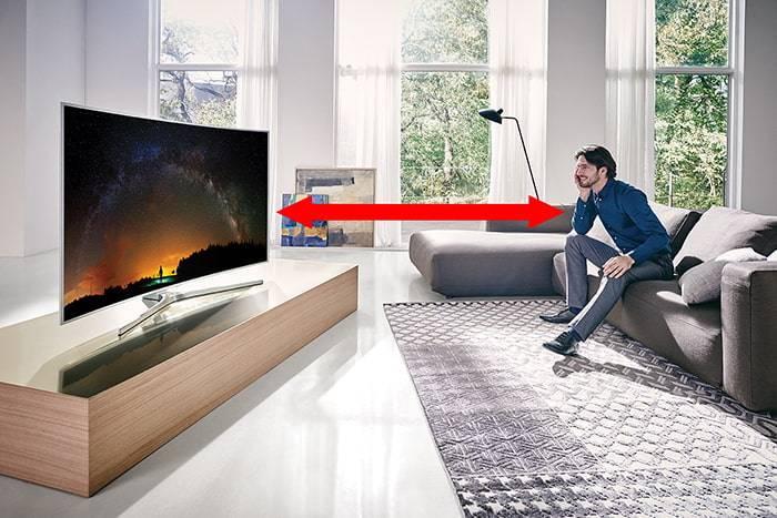 Дизайн стены с телевизором - 17 красивых идей, 60 фото в реальных интерьерах