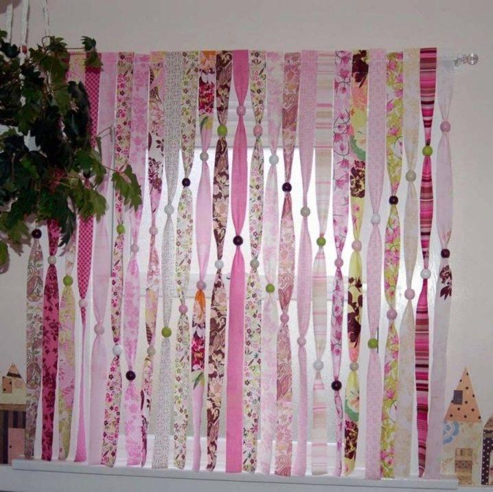 Лучшие идеи декора штор своими руками – стильные идеи украшения штор. 125 фото и видео-инструкции по оформлению