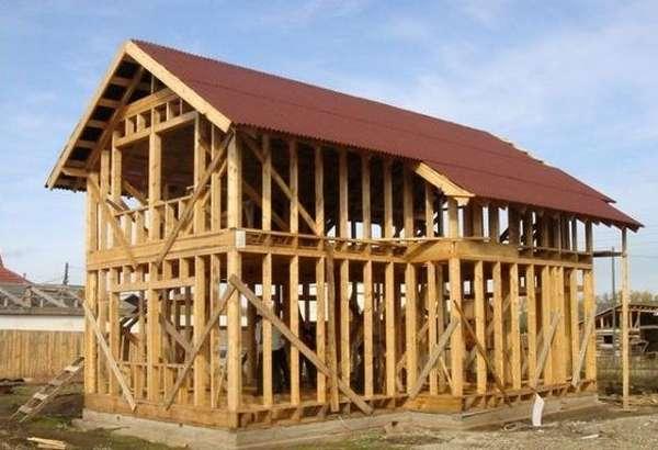 Как сделать дом из osb своими руками - строительство каркасного дома из осб | стройсоветы
