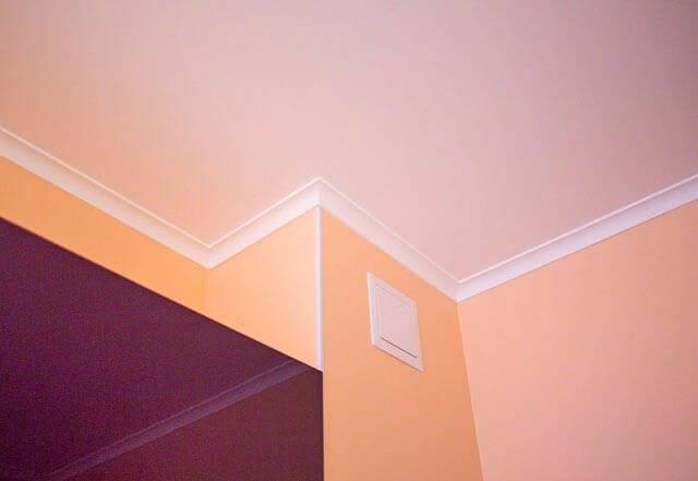 Краска для потолка в квартире - какая лучше, сравнение и обзор