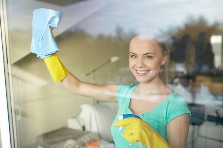 Мытье окон: 7 креативных идей для эффективной уборки