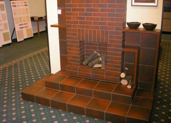 Печь в частном доме – интересные идеи оформления