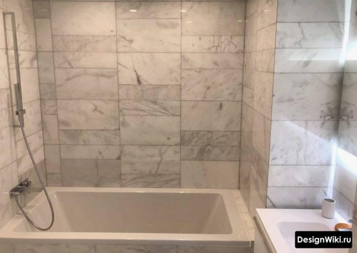 Керамогранит для ванной комнаты. выбор и характеристики материала