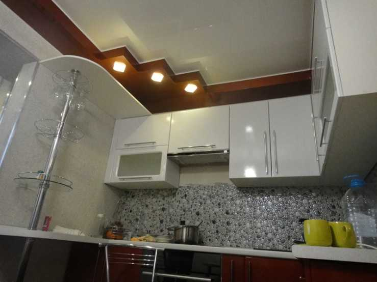 Кухня 9 кв. м: дизайн, фото интерьеров, вдохновляющие идеи ремонта и планировки