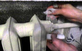 Герметик для системы отопления дома: правила выбора и применения