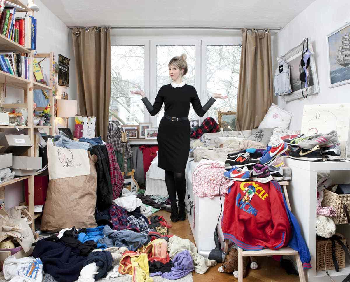 Как избавиться от старых вещей и хлама? – в квартире правильно