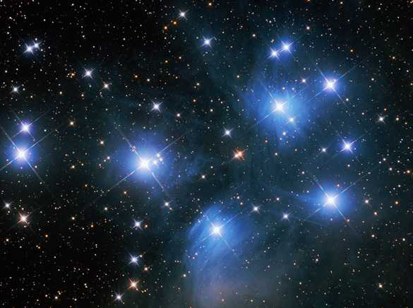 Как сделать потолок звездное небо