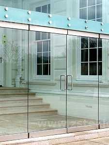 Раздвижные стеклянные двери для веранды для частного дома, пластиковые конструкции, фото примеров