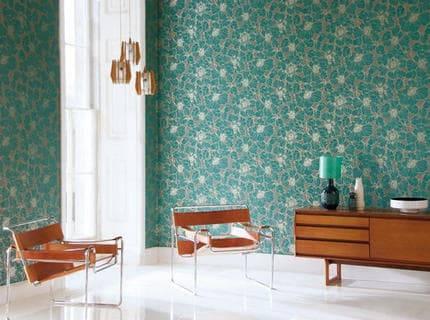 Расслабляющий дизайн: решаем, какие обои выбрать для спальни, и правильно размещаем их на стенах