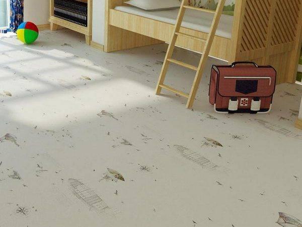 Пробковый пол: плюсы и минусы натурального покрытия