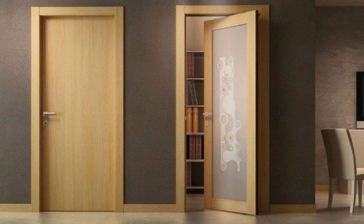 Ламинированные двери: что это такое, лучше ли они, чем шпонированные, фото и отзывы