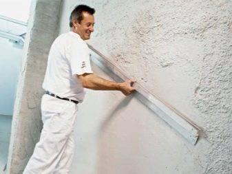 Стартовая шпаклевка: что это такое, можно ли клеить обои на базовую шпатлевку для стен