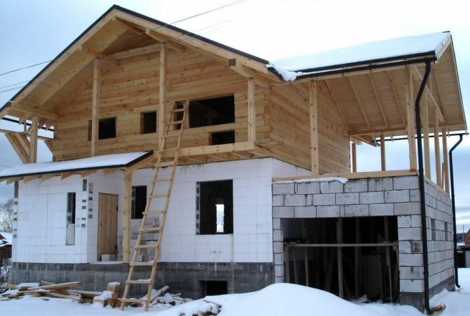 Деревянный дом своими руками - лучшие проекты и особенности их реализации (75 фото)