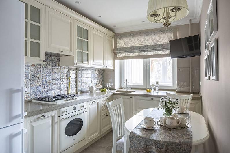 Каким может быть дизайн для кухни 11 кв. м. (60 реализованных идей)