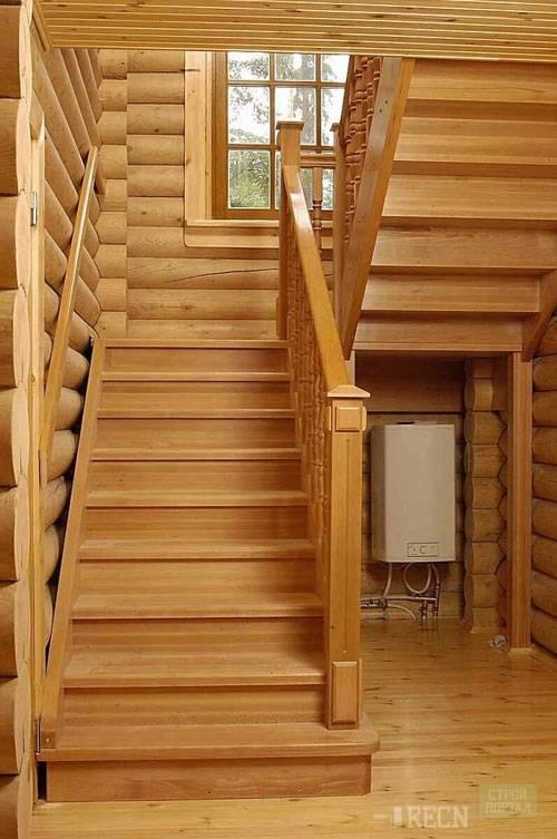 Лестница на террасу: материалы, схемы, фото и видео