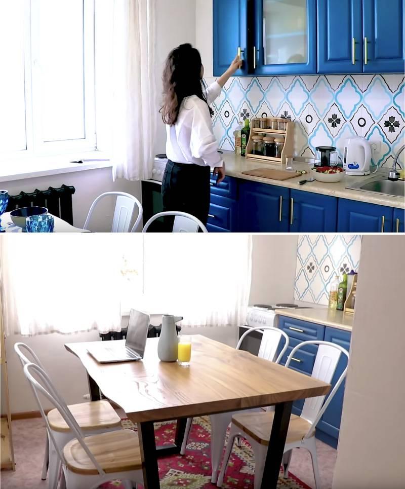 Кухня, которую легко содержать в чистоте и порядке | меню недели