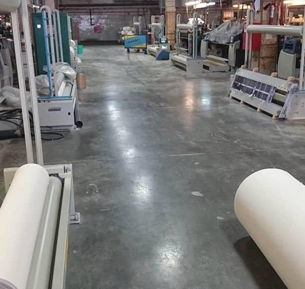Топпинг для бетонного пола, или как сделать сверхпрочное бетонное основание