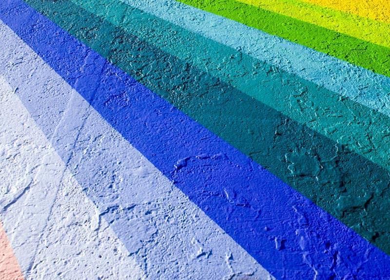Как выбрать износостойкую краску по бетону для пола