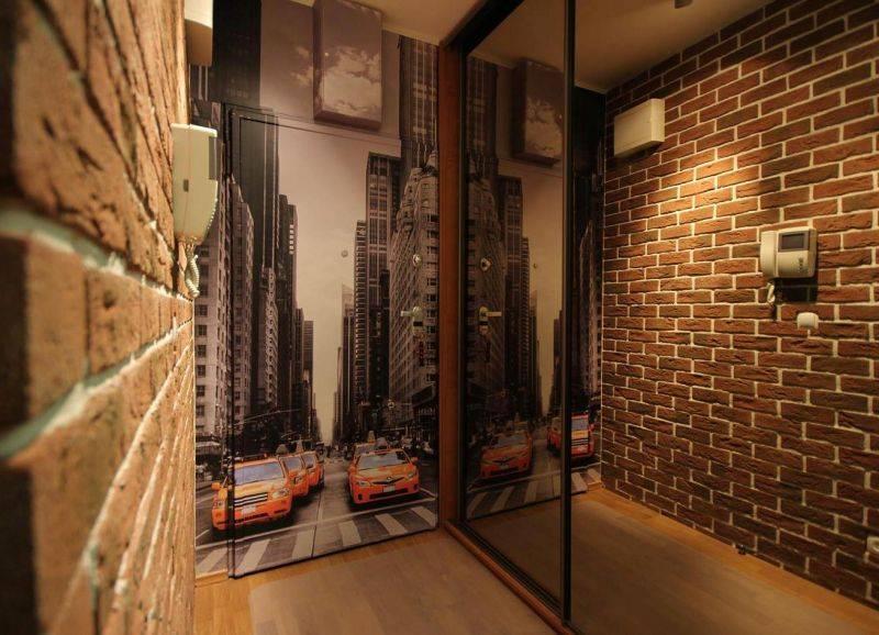 Чем отделать стены в коридоре: выбор отделки, фото оформления