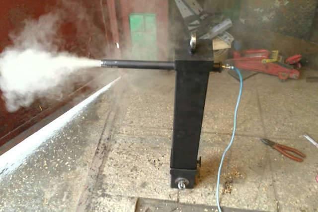 Дымогенераторы холодного и горячего копчения - практика и технология