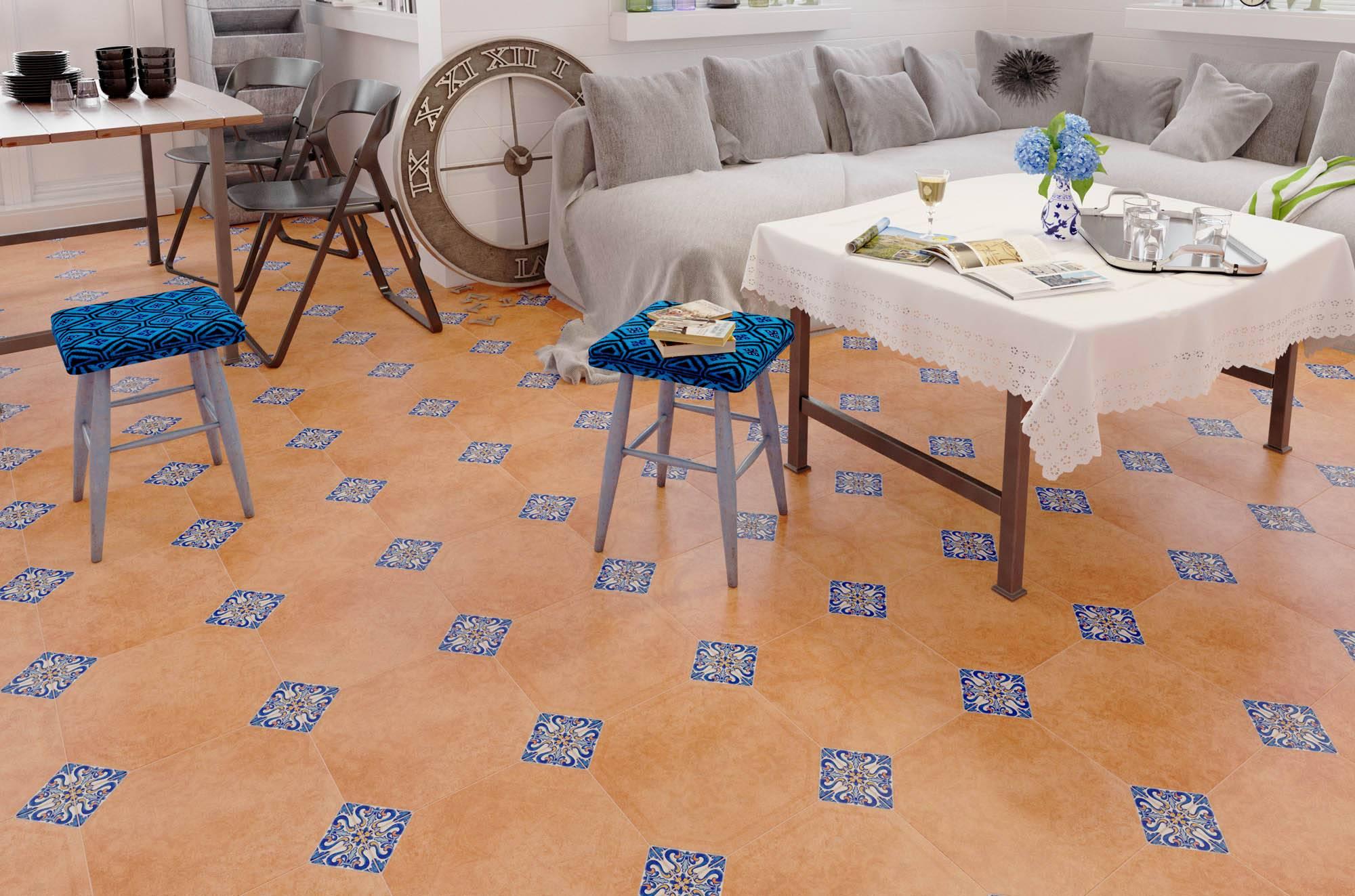 Украинская плитка golden tile