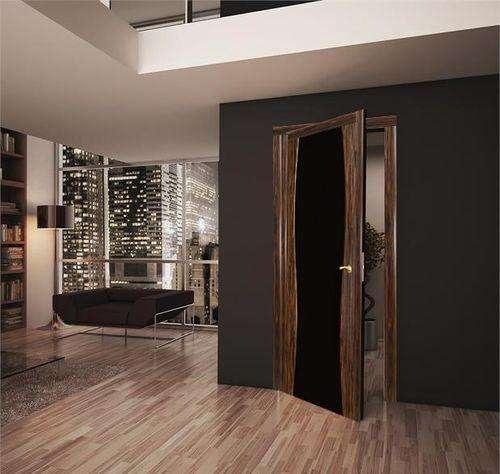 Серые двери в интерьере. все тонкости от дизайнеров с фото