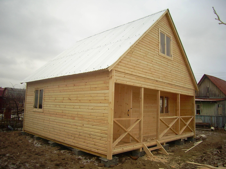 Как построить дачный домик (летний, каркасный) своими руками (видео)