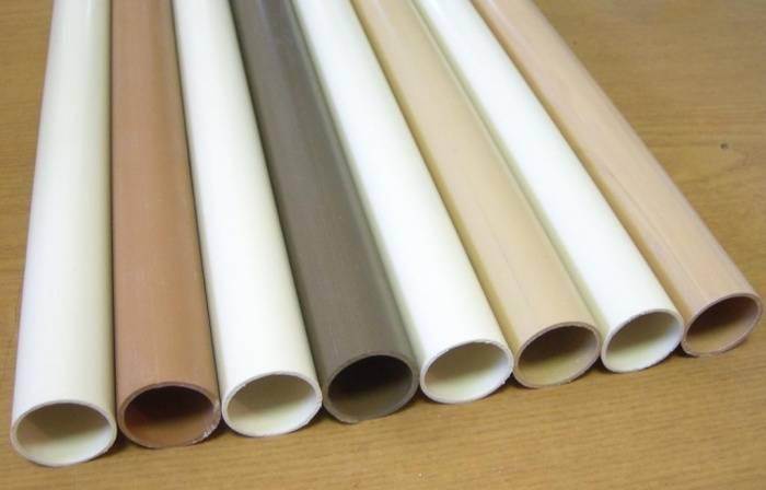 Соединение пластиковых труб. типы и способы соединений