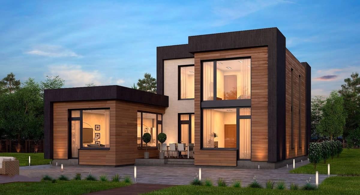 Крыша частного дома — виды конструкции, лучшие идеи дизайна и современные формы (75 фото)