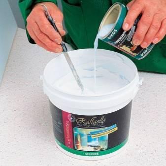 Водоэмульсионная или вододисперсионная краска - отличия и особенности