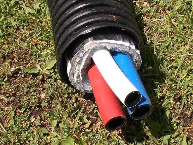 Трубы для водопровода на даче - какие выбрать
