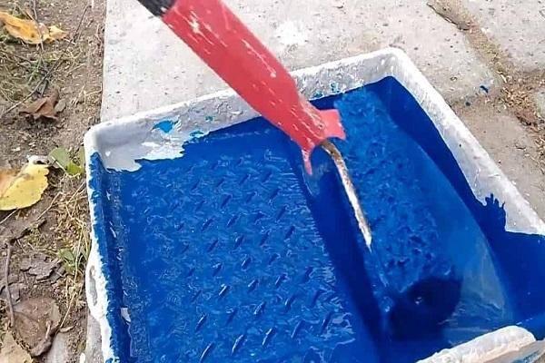 Как покрасить гаражные ворота своими руками, выбор состава и очистка поверхности