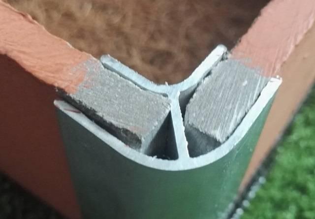 Шифер — асбестоцементные листы для крыши