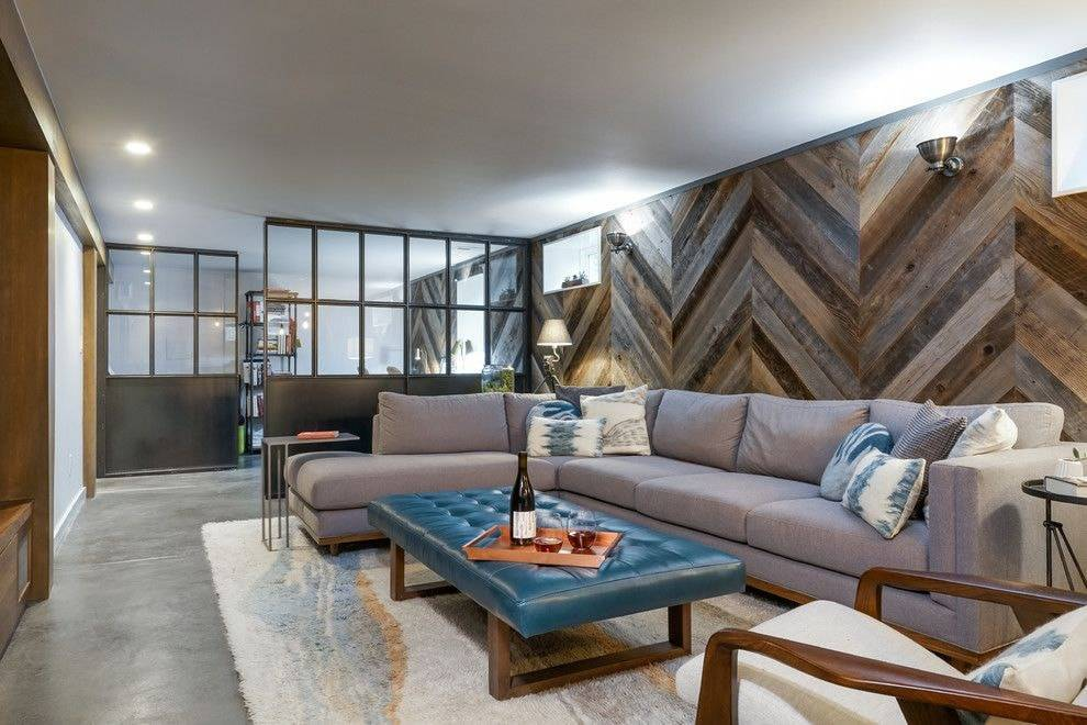 Дизайн гостиной комнаты площадью 17 кв. м в панельном доме: стильные и практичные решения