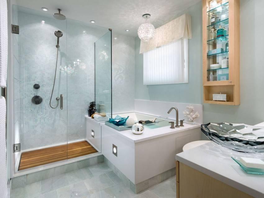 Мозаика в ванной: лучшие идеи оформления интерьера своими руками